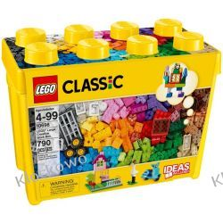 10698 KREATYWNE KLOCKI LEGO DUŻE PUDEŁKO (Large Creative Brick Box) KLOCKI LEGO CLASSIC