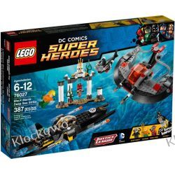 76027 ATAK CZARNEJ MANTY (Black Manta Deep Sea Strike) - KLOCKI LEGO SUPER HEROES Friends