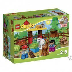 10582 LEŚNE ZWIERZĘTA (Animals) KLOCKI LEGO DUPLO  Kompletne zestawy