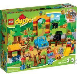 10584 LEŚNY PARK (Forest) KLOCKI LEGO DUPLO  Playmobil