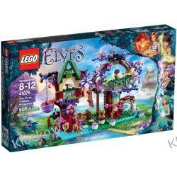 41075 KRYJÓWKA ELFÓW NA DRZEWIE (The Elves' Treetop Hideaway) KLOCKI LEGO ELVES Ninjago