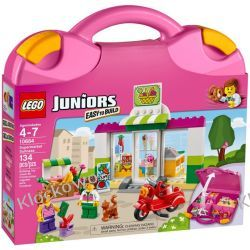 10684 WALIZECZKA - SUPERMARKET (Supermarket Suitcase) - KLOCKI LEGO JUNIORS Pirates