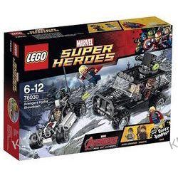 76030 AVENGERSI W POGONI ZA HYDRĄ (Duel with Hydra) - KLOCKI LEGO SUPER HEROES Kompletne zestawy