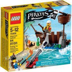 70409 OBRONA WRAKU (Shipwreck Defence) KLOCKI LEGO PIRACI Pirates