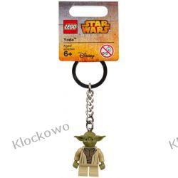 853449 BRELOK MISTRZ YODA (Yoda™ Key Chain) LEGO STAR WARS