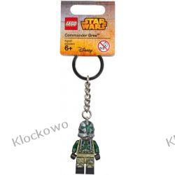 853474 BRELOK COMMANDER GREE (Commander Gree™ Key Chain) LEGO STAR WARS