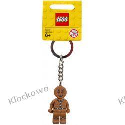 851394 BRELOK Z FIGURKĄ CIASTKA (Gingerbread Man Key Chain)  LEGO GADŻETY Playmobil