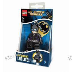 MINI LATARKA LED LEGO - CATWOMAN (Kobieta Kot)- BRELOK Friends
