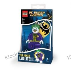 MINI LATARKA LED LEGO - JOKER- BRELOK
