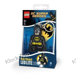 MINI LATARKA LED LEGO - BATMAN - BRELOK