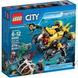 60092 ŁÓDŹ GŁĘBINOWA (Deep Sea Submarine) KLOCKI LEGO CITY