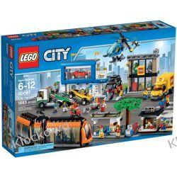 60097 PLAC MIEJSKI (City Square) KLOCKI LEGO CITY