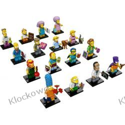 71009 KOLEKCJA MINIFIGUREK KOMPLET 16 SZT - KLOCKI LEGO MINIFIGURKI