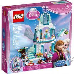 41062 LODOWY PAŁAC ELZY (Elsa's Sparkling Ice Castle) KLOCKI LEGO DISNEY PRINCESS Inne zestawy