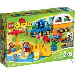 10602 KAMPING (Camping) KLOCKI LEGO DUPLO  Kompletne zestawy