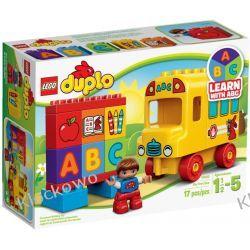 10603 MÓJ PIERWSZY AUTOBUS (My First Bus) KLOCKI LEGO DUPLO