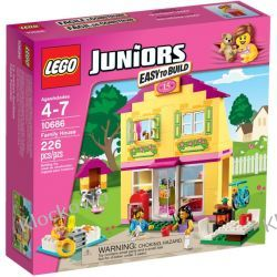 10686 - DOM RODZINNY (Family House) - KLOCKI LEGO JUNIORS Ninjago