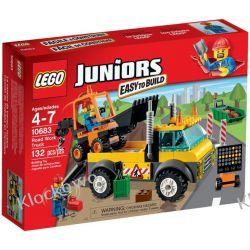 10683 - POMOC DROGOWA (Road Work Truck) - KLOCKI LEGO JUNIORS Kompletne zestawy