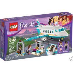 41100 ODRZUTOWIEC W HEARTLAKE (Heartlake Private Jet) KLOCKI LEGO FRIENDS Kompletne zestawy
