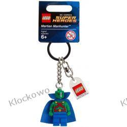 853456 Martian Manhunter Key Chain  LEGO GADŻETY