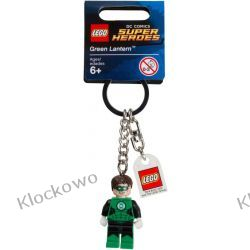 853452 Green Lantern Key Chain  LEGO GADŻETY Miasto