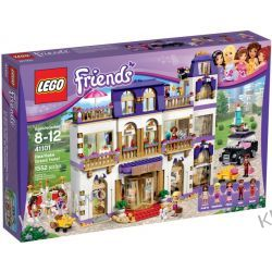 41101 GRAND HOTEL W HEARTLAKE (Heartlake Grand Hotel) KLOCKI LEGO FRIENDS Pirates