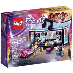 41103 STUDIO NAGRAŃ GWIAZDY POP (Pop Star Recording Studio) KLOCKI LEGO FRIENDS Playmobil