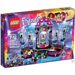 41105 SCENA GWIAZDY POP (Pop Star Show Stage) KLOCKI LEGO FRIENDS Kompletne zestawy