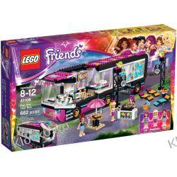 41106 WÓZ KONCERTOWY GWIAZDY POP (Pop Star Tour Bus) KLOCKI LEGO FRIENDS Kompletne zestawy