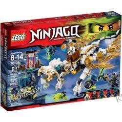 70734 SMOK MISTRZA WU (Master Wu Dragon) KLOCKI LEGO NINJAGO Inne zestawy