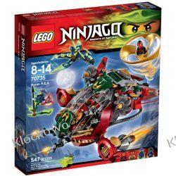70735 RONIN R.E.X. (Ronin R.E.X.) KLOCKI LEGO NINJAGO