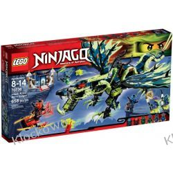 70736 ATAK SMOKA MORO (Attack of the Morro Dragon) KLOCKI LEGO NINJAGO