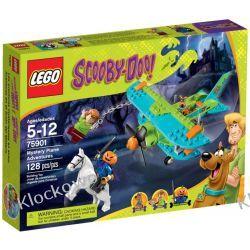 75901 PRZYGODY W TAJEMNICZYM SAMOLOCIE (Mystery Plane Adventures) KLOCKI LEGO SCOOBY DOO Pirates