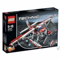 42040 SAMOLOT STRAŻACKI (Fire plane) KLOCKI LEGO TECHNIC Pirates