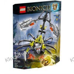 70794 CZASZKOWY SKORPION (Skull Scorpio) KLOCKI LEGO BIONICLE Pozostałe