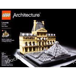21024 - LUWR (Louvre)  - KLOCKI LEGO ARCHITECTURE Playmobil