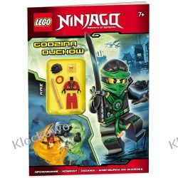 KSIĄŻKA LEGO® NINJAGO™. Godzina Duchów Ninjago