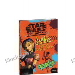 KSIĄŻKA LEGO® Star Wars™ REBELIANCI™. Zapiski Rebeliantki Inne zestawy