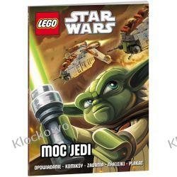KSIĄŻKA  LEGO® Star Wars™. Moc Jedi