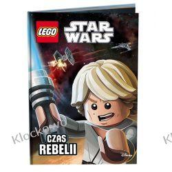 KSIĄŻKA LEGO® Star Wars™. Czas Rebelii Książki z dodatkami