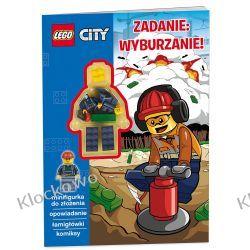 KSIĄŻKA LEGO® City. Zadanie: wyburzanie! Pozostałe