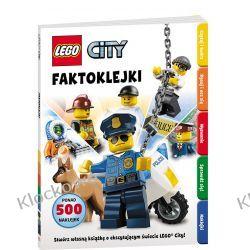 KSIĄŻKA LEGO ® City. Faktoklejki