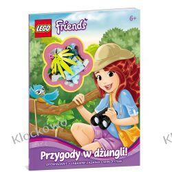 KSIĄŻKA LEGO® Friends. Przygody w dżungli Friends