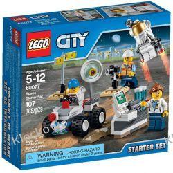 60077 ZESTAW STARTOWY KOSMOS (Space Starter Set) KLOCKI LEGO CITY
