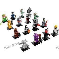 71010 KOLEKCJA MINIFIGUREK KOMPLET 16 SZT - KLOCKI LEGO MINIFIGURKI