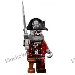 71010 - PIRAT (Zombie Pirate) 14 SERIA LEGO MINIFIGURKI