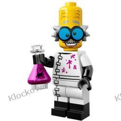 71010 - NAUKOWIEC (Monster Scientist) 14 SERIA LEGO MINIFIGURKI