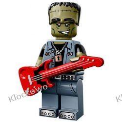 71010 - UPIORNY ROCKMAN (Monster Rocker) 14 SERIA LEGO MINIFIGURKI