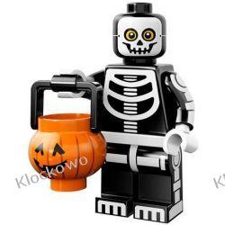 71010 - SZKIELETOR (Skeleton Guy) 14 SERIA LEGO MINIFIGURKI