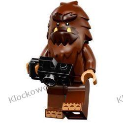 71010 - WIELKA STOPA (Square Foot) 14 SERIA LEGO MINIFIGURKI